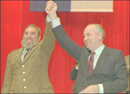 Fidel y Misha, la oposicin de los signos Leo y Pez