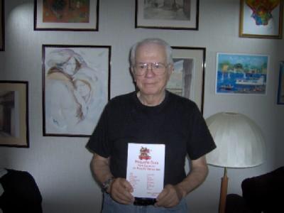 El escritor y periodista Jose Luis Belmar. Foto. Carlos M. Estefanía