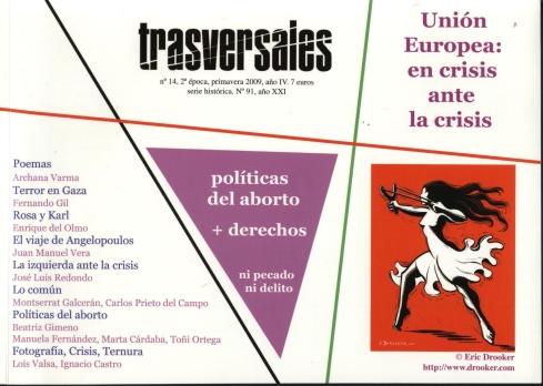Portada de la revista española