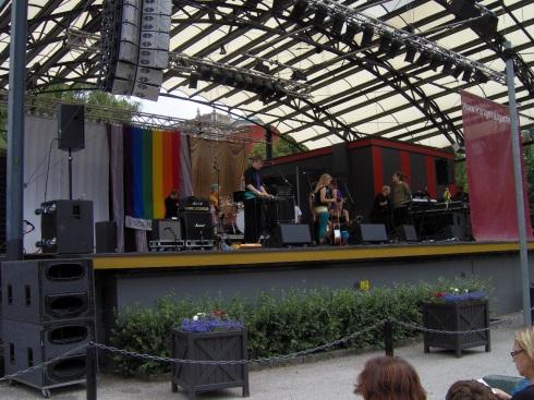 Pride Festival de Estocolmo, agosto 5 de 2009. Foto; Carlos M. Estefanía