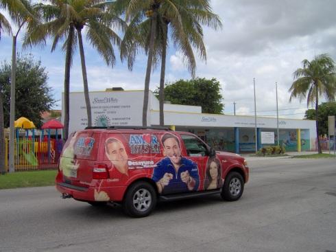 Andar Hialeah, en Miami Dade. Foto: Carlos M. Estefanía