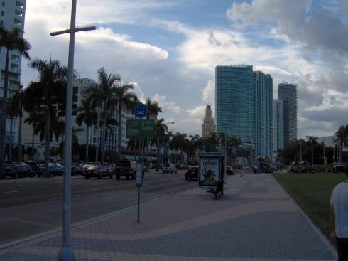 Andar Miami. La zona de Bayside. Foto. Carlos M. Estefanía